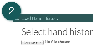 Step 2 - Enable Hand Histories